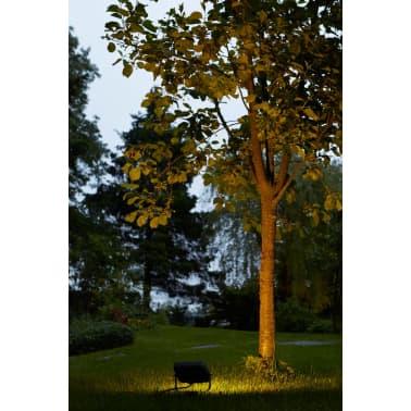Luxform conjunto de focos de jard n gladstone 2 uds negro for Focos jardin