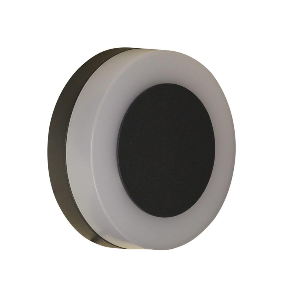 Luxform Fekete és fehér Párizs LED-es fali lámpa LUX1507Z
