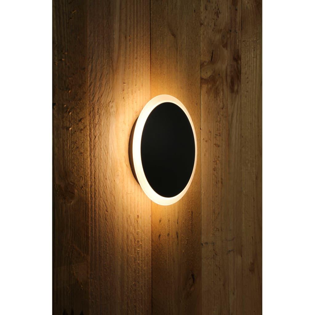 acheter luxform lampe led murale barcelona noir lux1509z pas cher. Black Bedroom Furniture Sets. Home Design Ideas