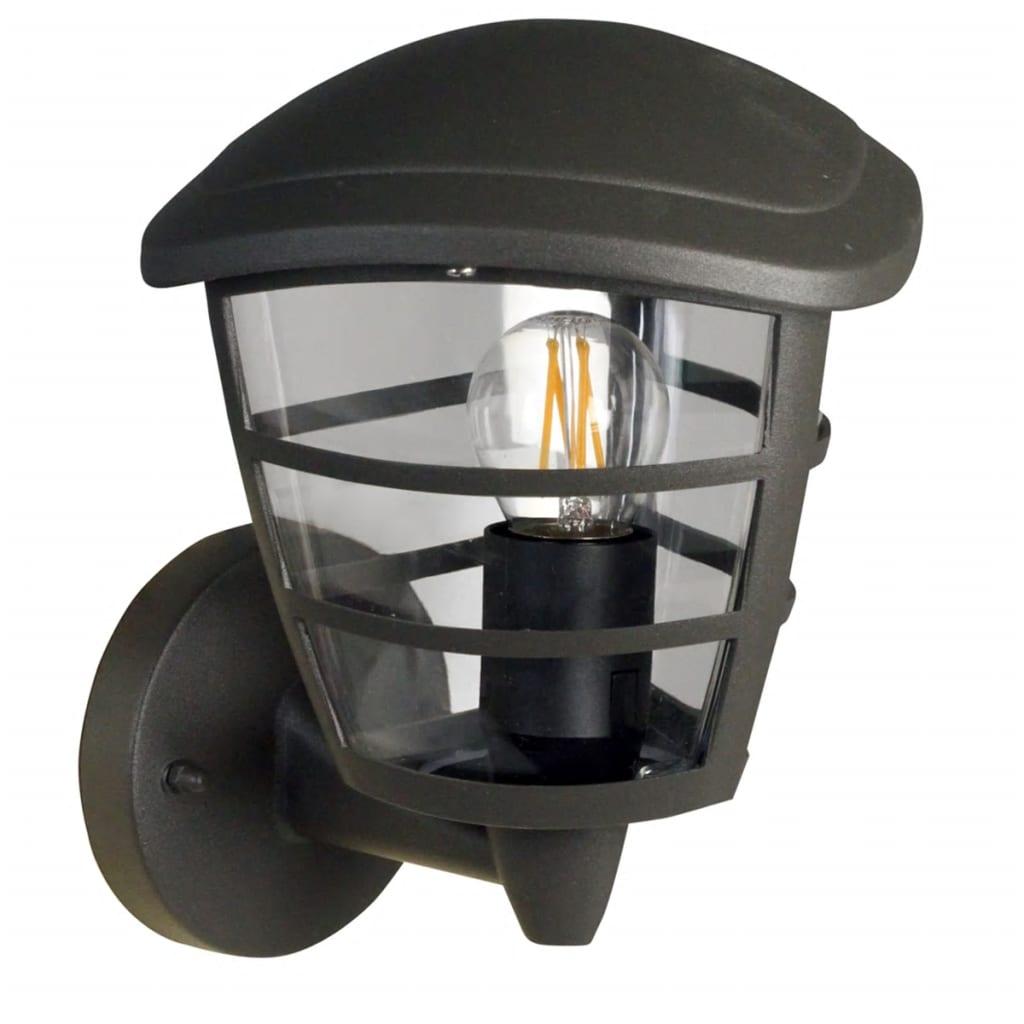 Luxform Antracit Brüssels Up fali lámpa LUX1602Z
