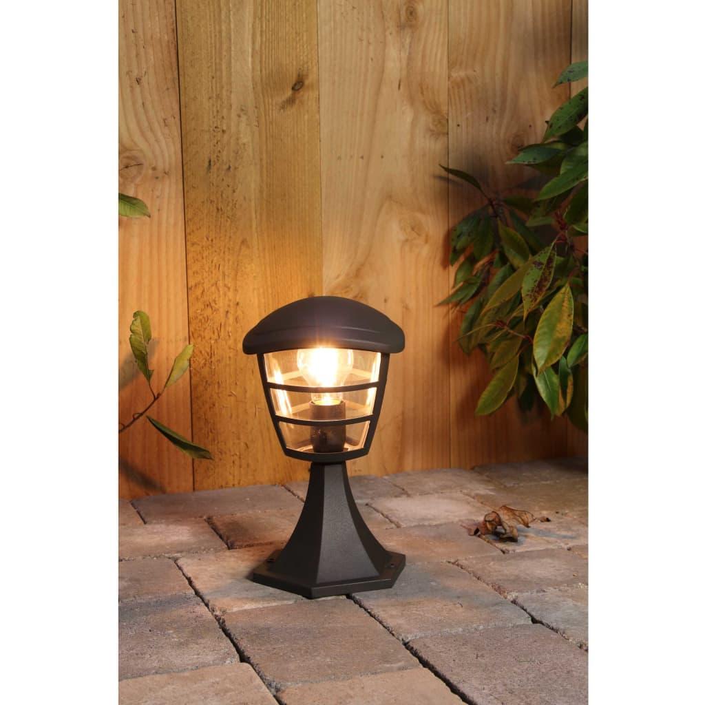 acheter luxform lampe de jardin bruxelles anthracite lux1604z pas cher. Black Bedroom Furniture Sets. Home Design Ideas