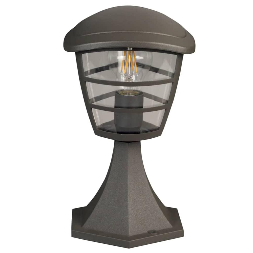 Luxform Antracit Brüsszel kerti lámpa LUX1604Z