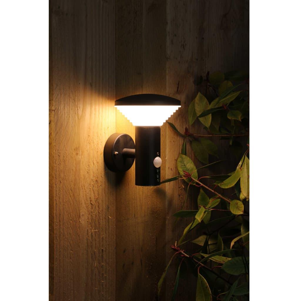 luxform lampe murale led avec capteur pir bitburg. Black Bedroom Furniture Sets. Home Design Ideas