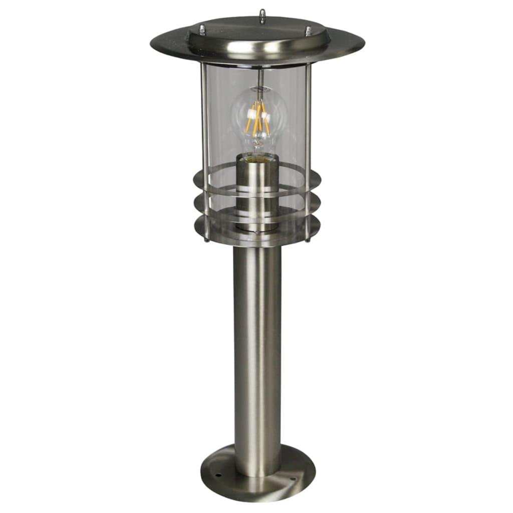 Luxform Staande lantaarn Phoenix zilver LUX1707S