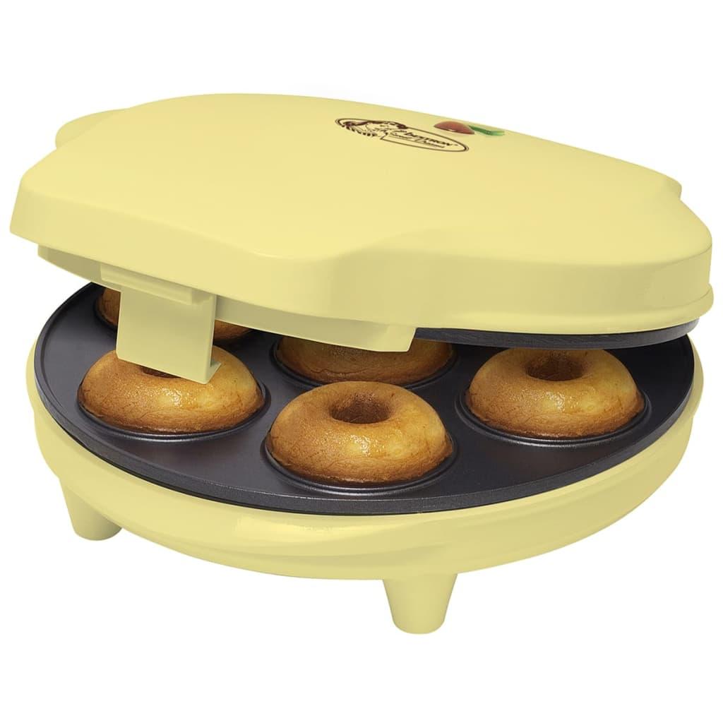 Afbeelding van Bestron Donut Maker Vanille 700 W ADM218SD