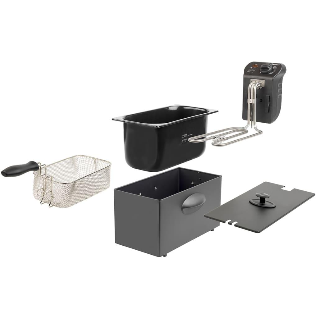acheter bestron friteuse avec cold zone 3 5 l 2000 w. Black Bedroom Furniture Sets. Home Design Ideas