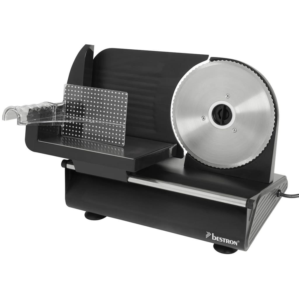 Afbeelding van Bestron Snijmachine 150 W roestvrij staal AFS9003