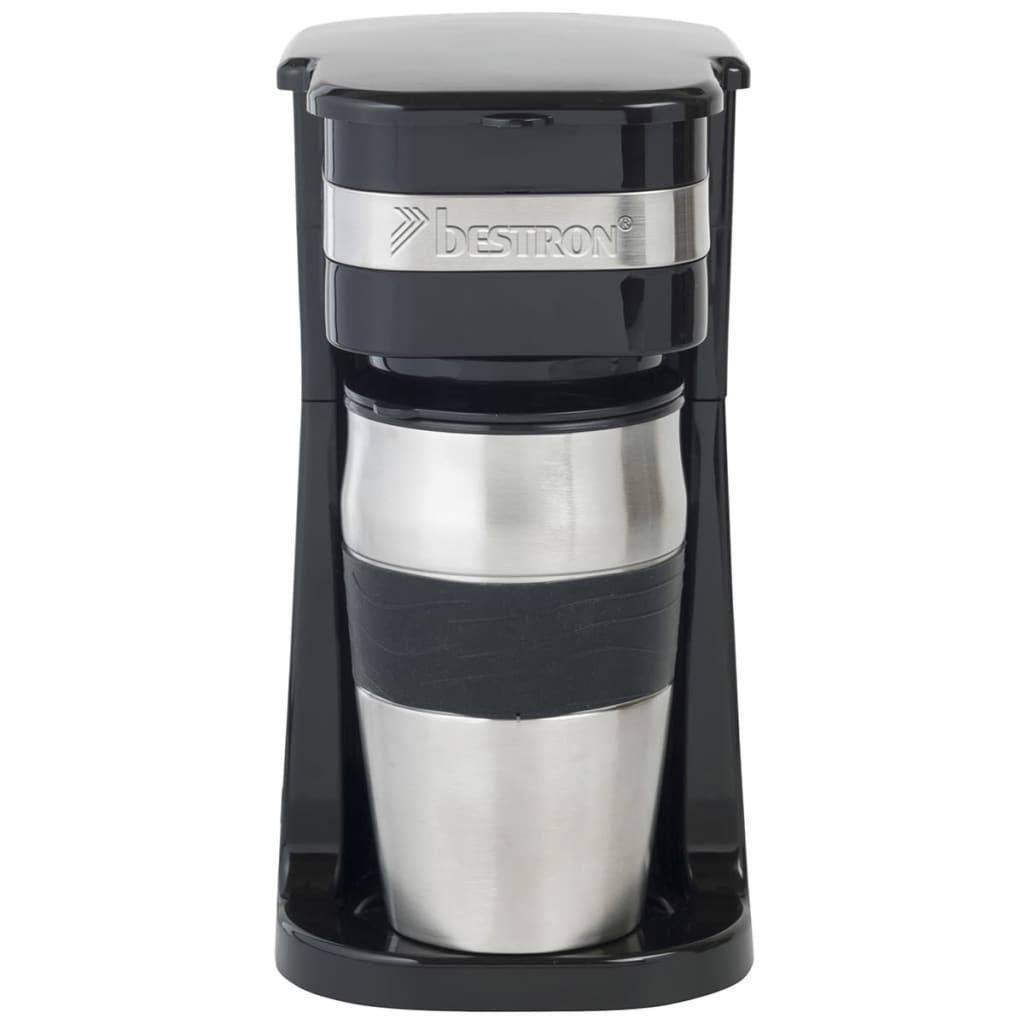 acheter bestron cafeti re 750 w 420 ml noir acm111z pas. Black Bedroom Furniture Sets. Home Design Ideas