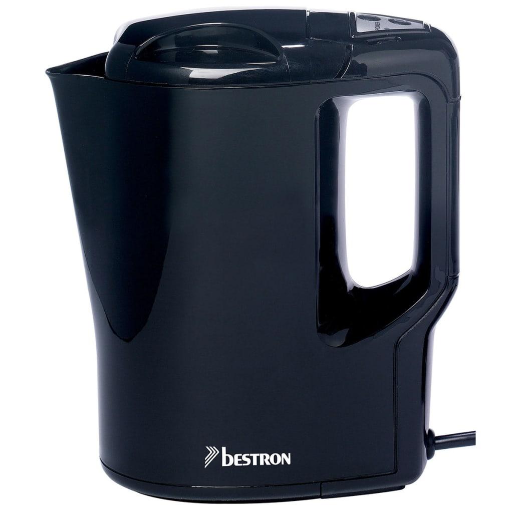 Afbeelding van Bestron Waterkoker 0,9 L 500 W zwart AWK810