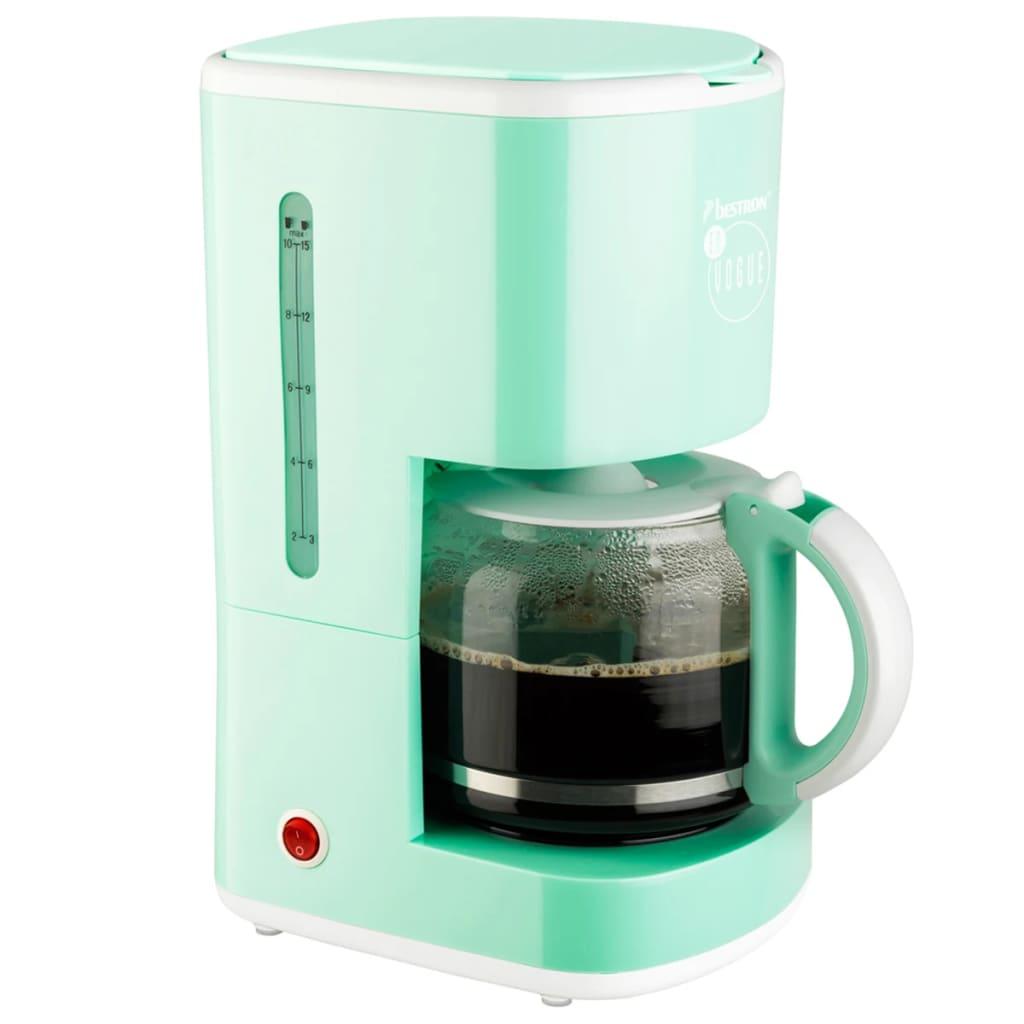 Acheter bestron cafeti re 1080 w menthe acm300evm pas cher - Solde machine a cafe ...