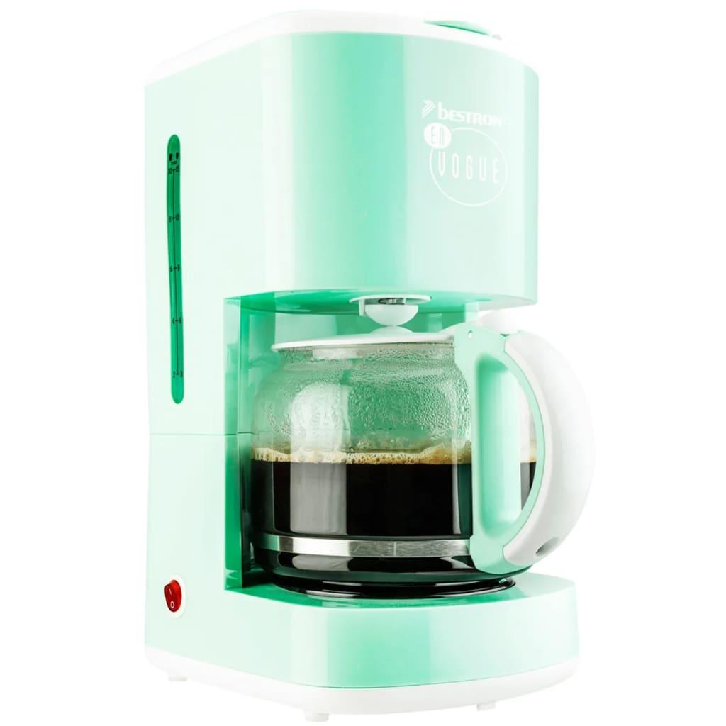 acheter bestron cafeti re 1080 w menthe acm300evm pas cher. Black Bedroom Furniture Sets. Home Design Ideas