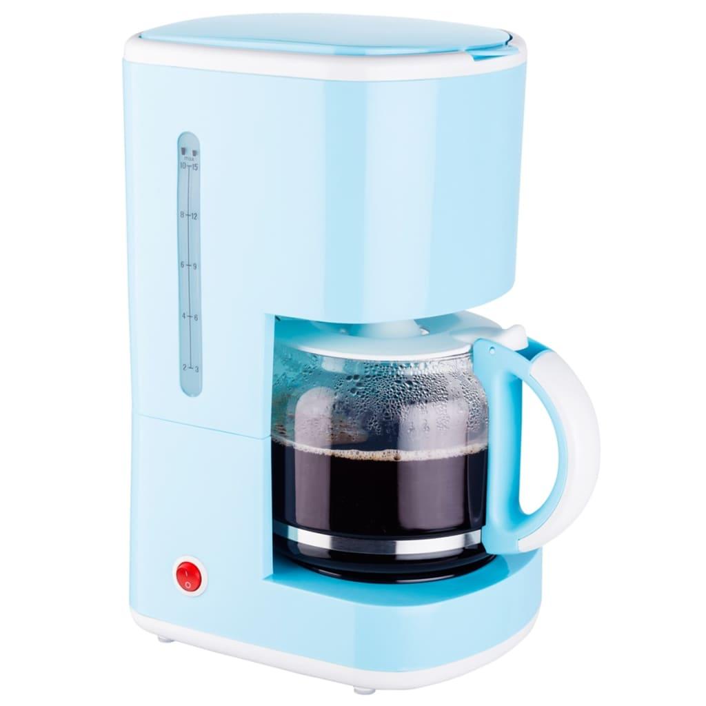 acheter bestron cafeti re 1080 w bleu acm300evb pas cher. Black Bedroom Furniture Sets. Home Design Ideas