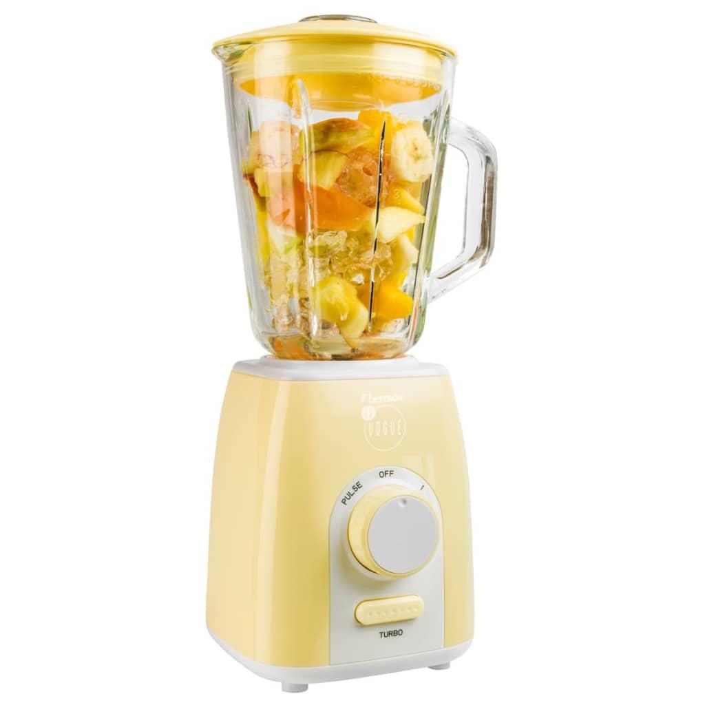 Bestron Blender 1, 5 L 1.000 W vanille ABL300EVV