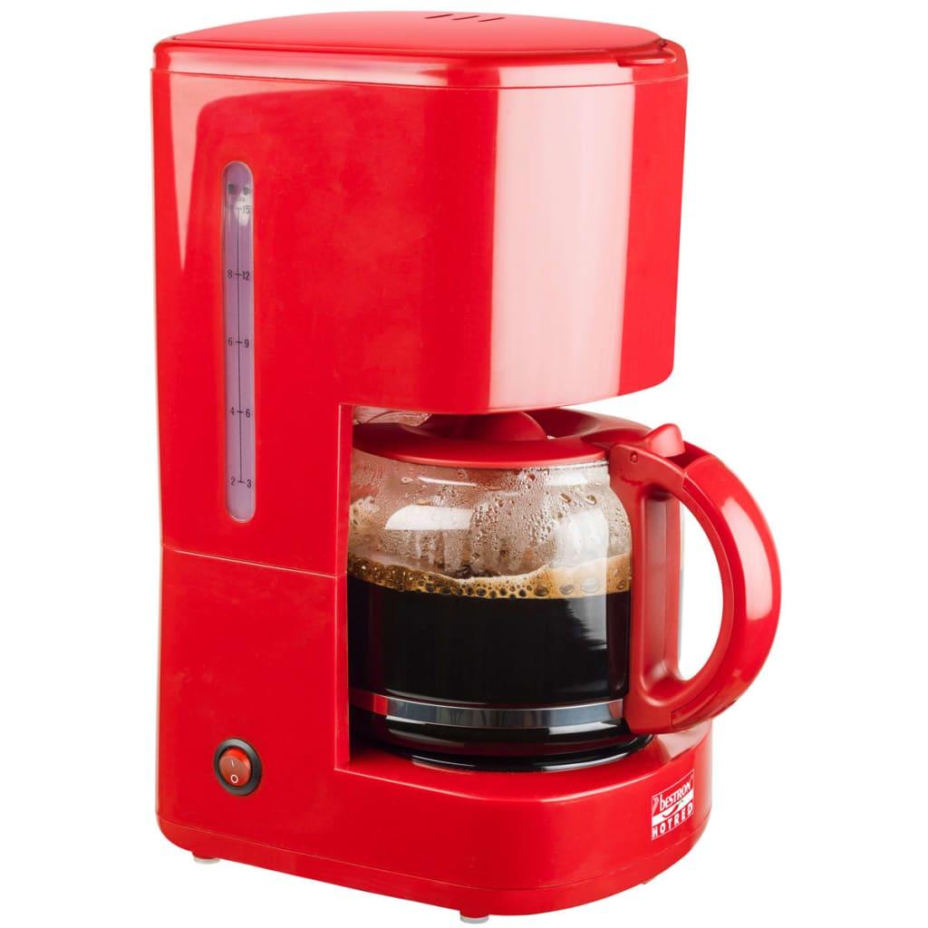 Acheter bestron cafeti re hot red 1080 w acm300hr pas cher - Solde machine a cafe ...