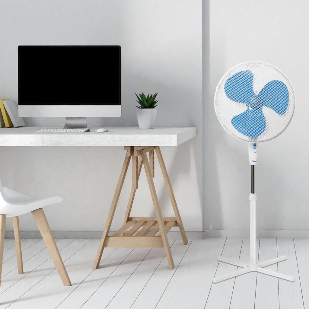 Bestron ASV45W álló ventilátor 45 cm W fehér