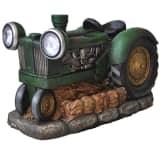 Velda Vijverstandbeeld tractor met LEDs 2 W 850915