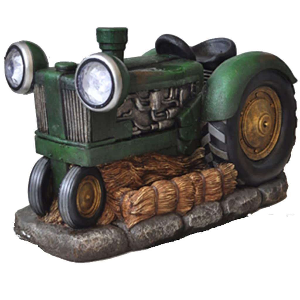 Afbeelding van Velda Vijverstandbeeld tractor met LEDs 2 W 850915