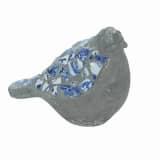 Velda Estatua pájaro mosaico poliresina 850971