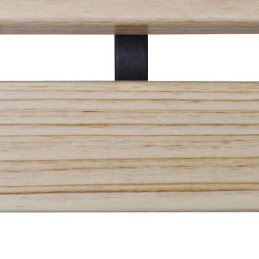 vidaXL Home Garden Bench for Children Animal Pattern 80 x 24 cm[4/5]