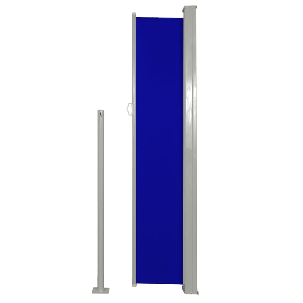 vidaXL-Terrazza-Tenda-Laterale-180x300-cm-Blu