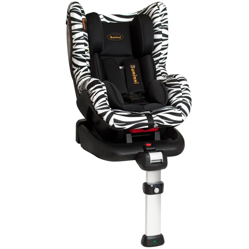 Baninni silla de seguridad impero isofix 0 1 safari for Silla de seguridad coche