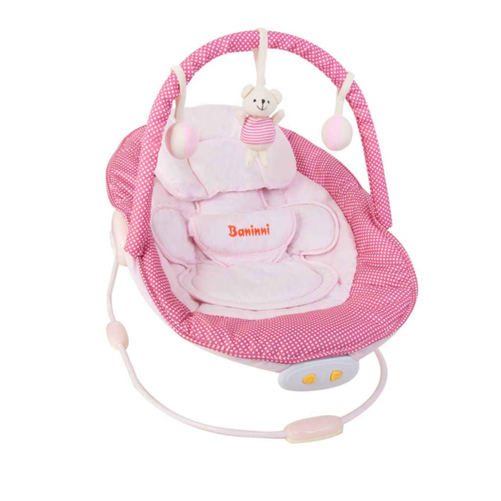 Baninni Babyschaukel Nina Senso Rosa BNBO004-PK