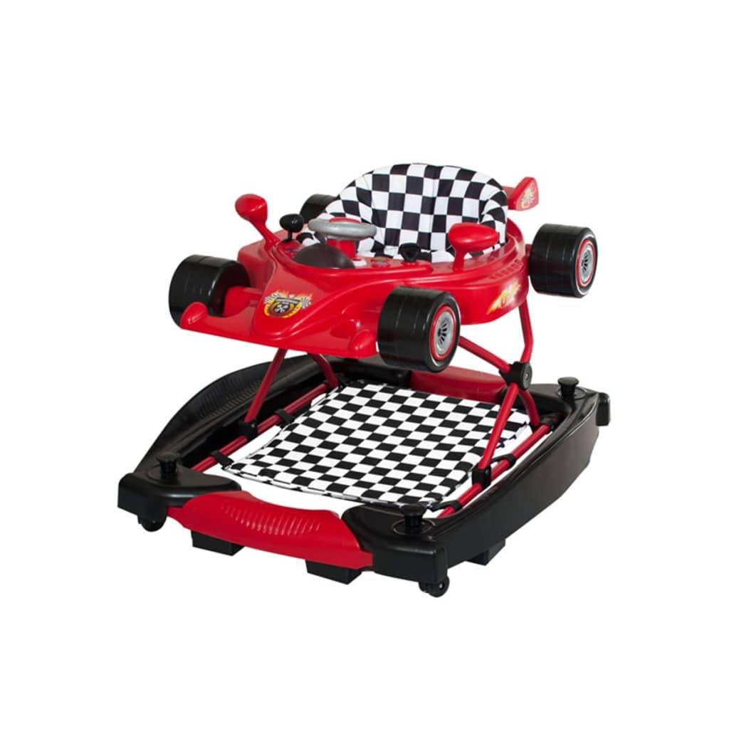 Afbeelding van Baninni Loopstoel 2-in-1 Razza rood BNBW001-RD