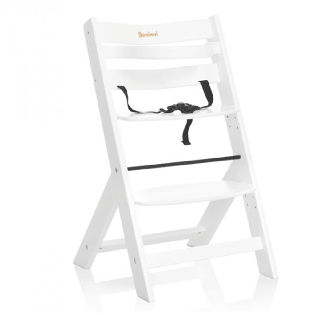 Acheter baninni chaise haute scala blanche bndt004 wh pas for Chaise blanche solde