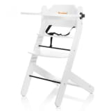 Baninni High Chair Dolce Mio White BNDT003-WH