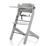 Baninni High Chair Dolce Mio Light Grey BNDT003-LGY