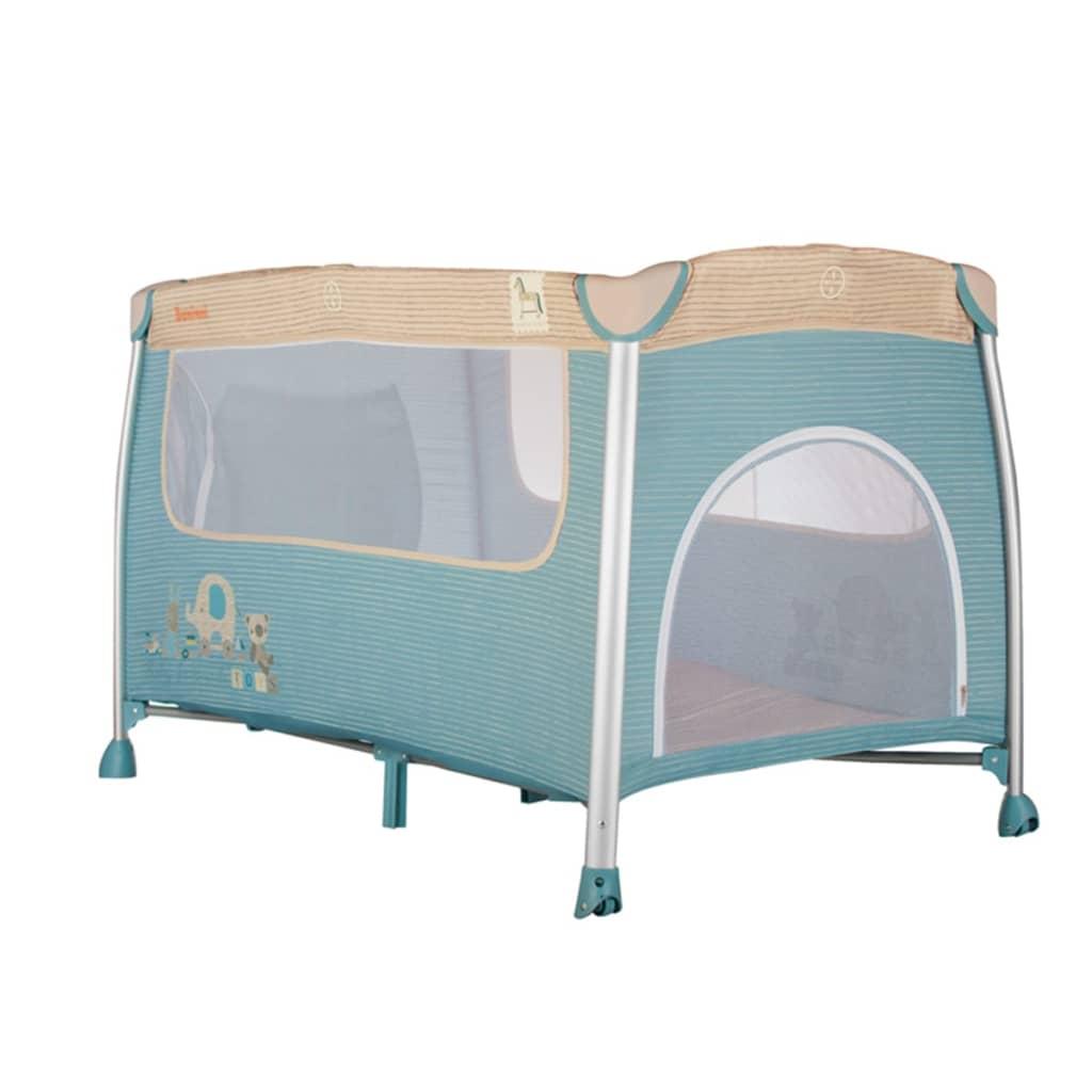 baninni reisebett nido zoozoo deluxe 126x66x80 cm bnbt004 zzo g nstig kaufen. Black Bedroom Furniture Sets. Home Design Ideas