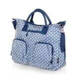 Baninni Diaper Bag Florence Blue BNDB003-BL