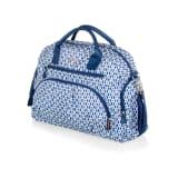 Baninni Diaper Bag Torino Blue BNDB007-BL