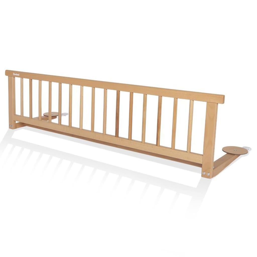 Articoli per baninni sponda per letto rocco legno naturale bnbta015 nt - Sponda per letto ikea ...
