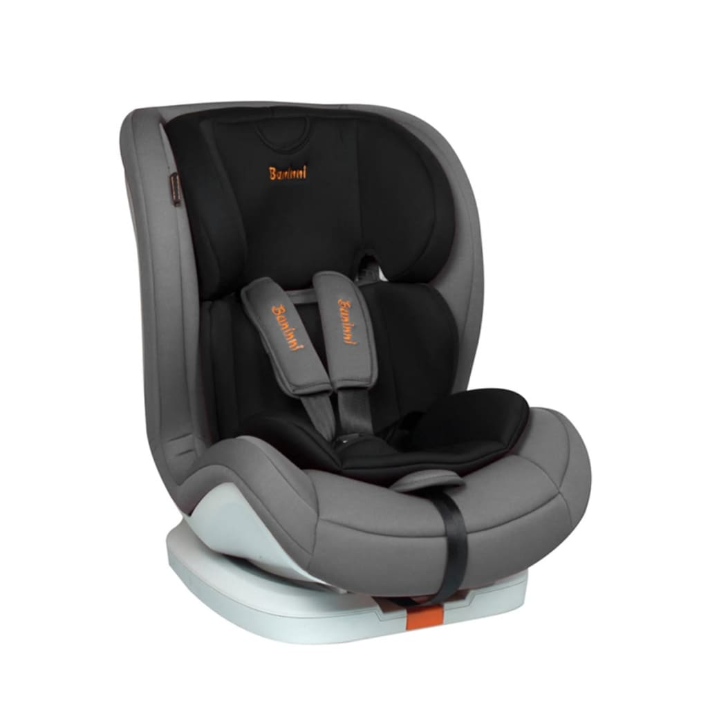 baninni autositz fiero isofix 1 2 3 grau bncs001 gy zum schn ppchenpreis. Black Bedroom Furniture Sets. Home Design Ideas