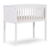 410698 CHILDWOOD Crib 40x90 cm Beech White CRW - Untranslated