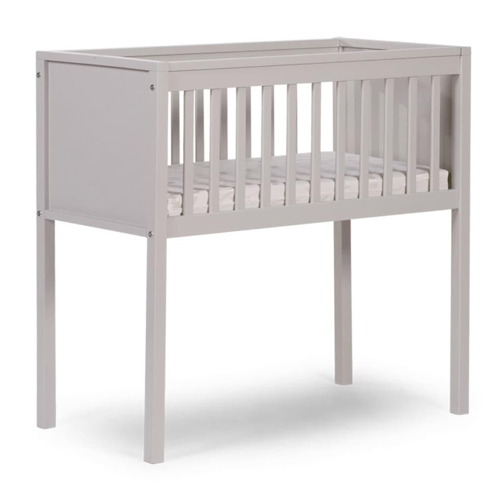 Afbeelding van CHILDWOOD Wieg 40x90 cm beukenhout grijs CRSG