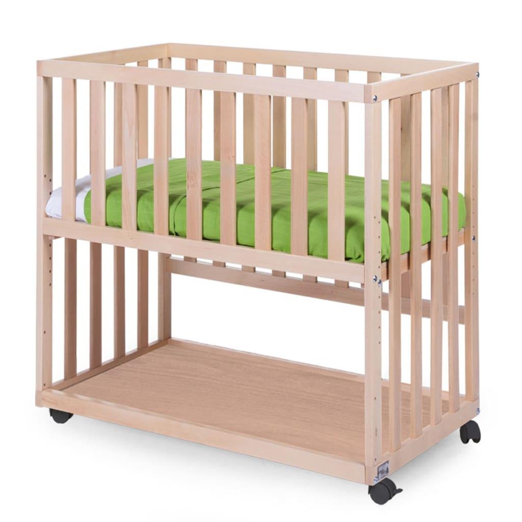 Afbeelding van CHILDWOOD Bedkant wieg 50x90 cm beukenhout naturel BSCNNA