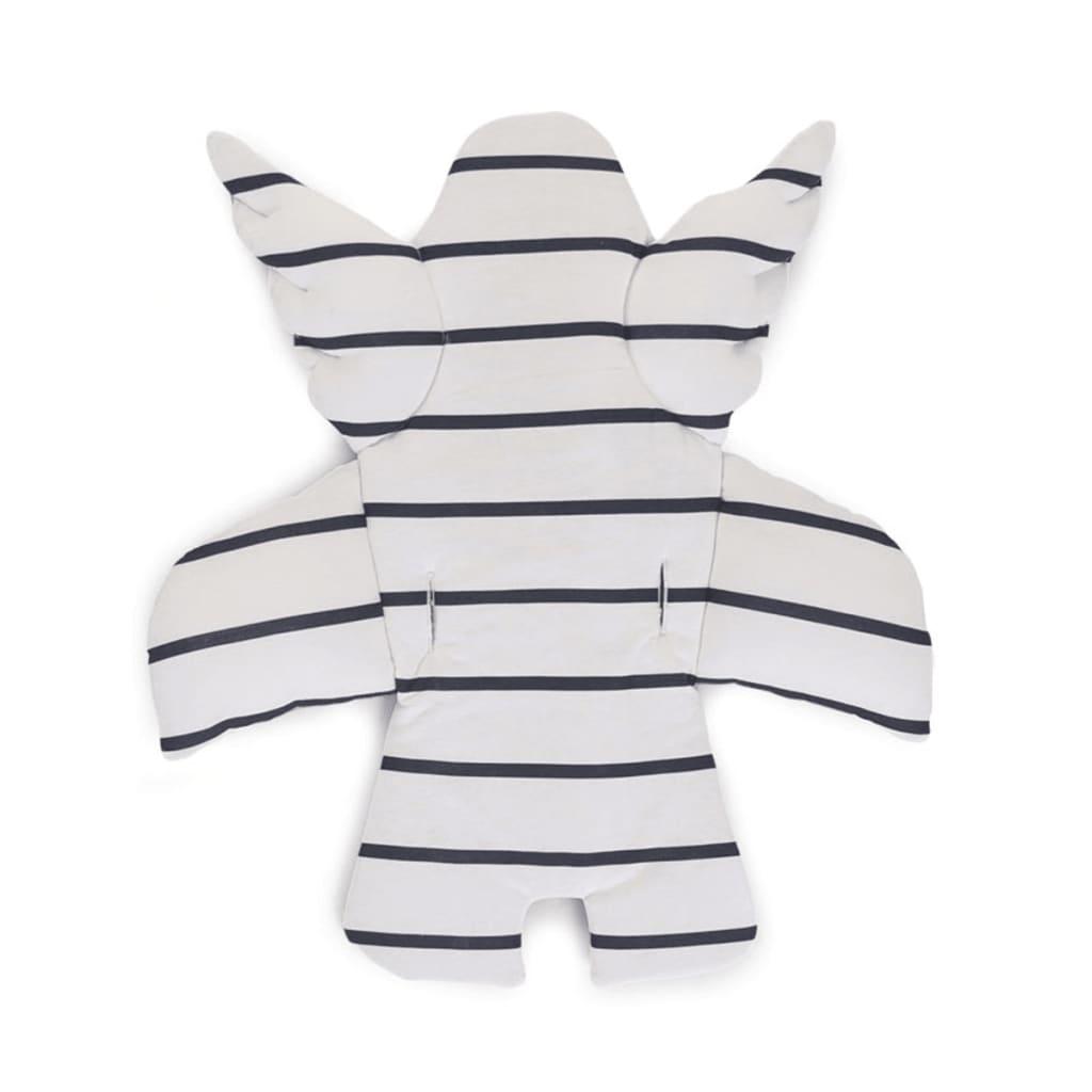 Afbeelding van CHILDWOOD Universeel stoelkussen engel jersey katoen marin CCASCJM