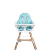 CHILDWOOD Cojín de asiento para trona Evolu azul CHEVOSCNMB