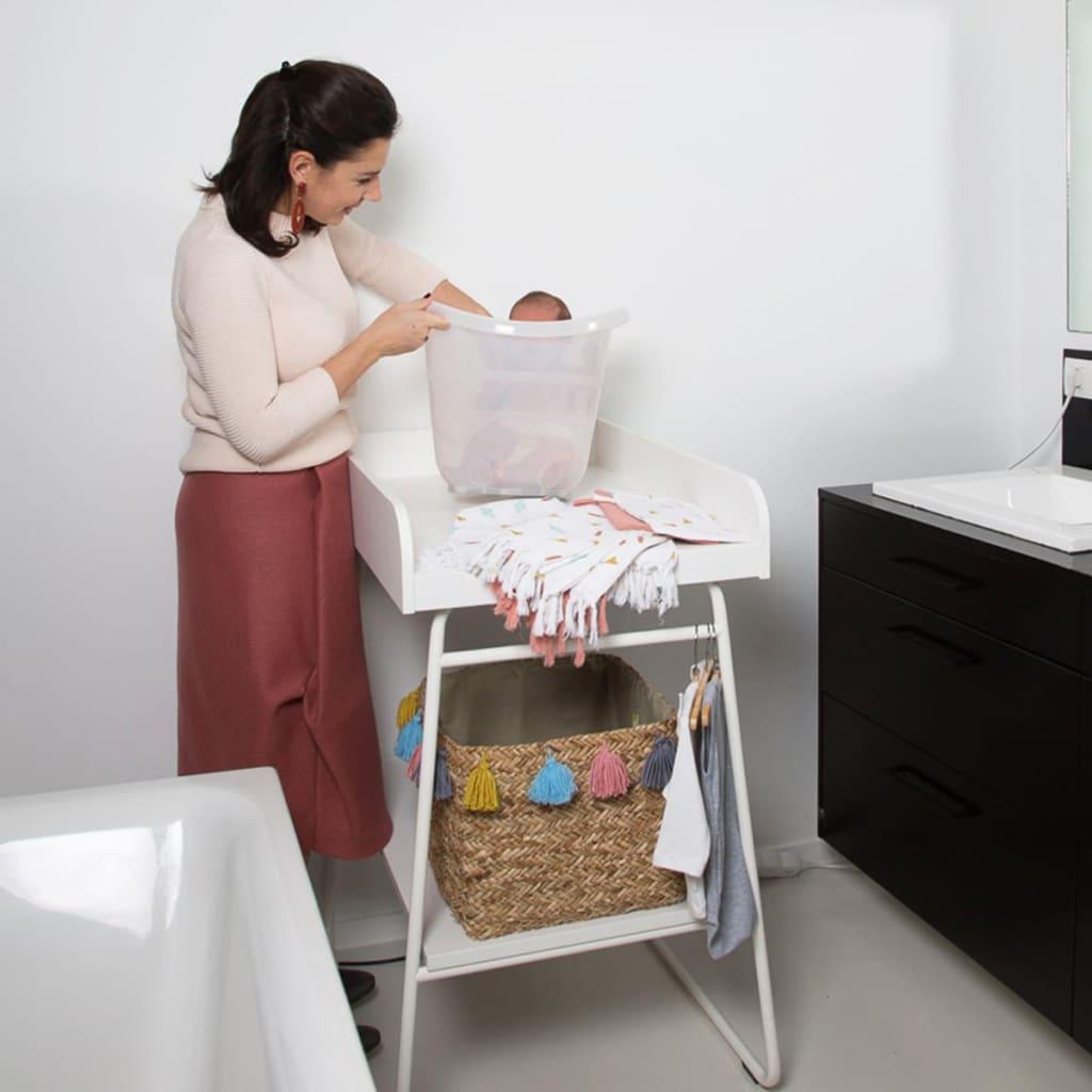 Childwood vaschetta da neonati per il bagno trasparente - Vaschetta bagno bimbi ...