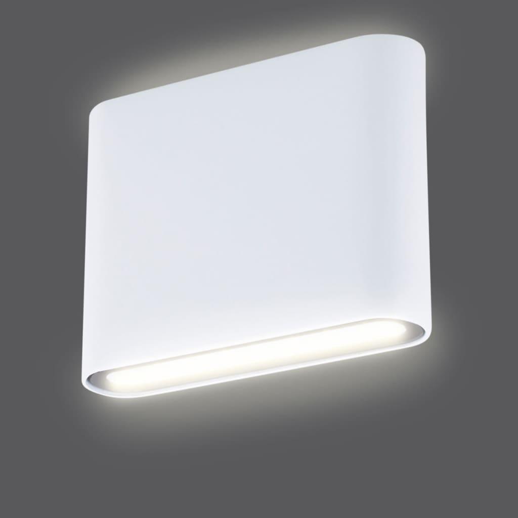 acheter smartwares lampe led murale 9 w blanc gwi 003 dh pas cher. Black Bedroom Furniture Sets. Home Design Ideas