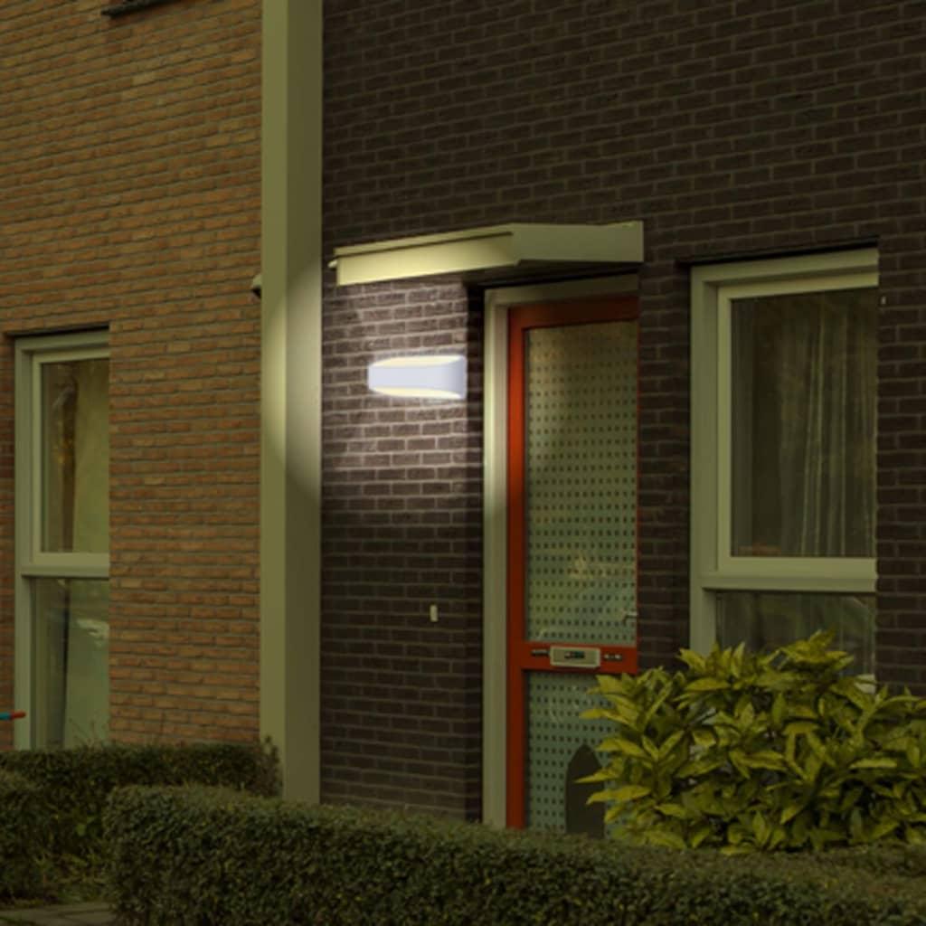 smartwares led wandleuchte 9 w wei gwi 001 hw g nstig. Black Bedroom Furniture Sets. Home Design Ideas