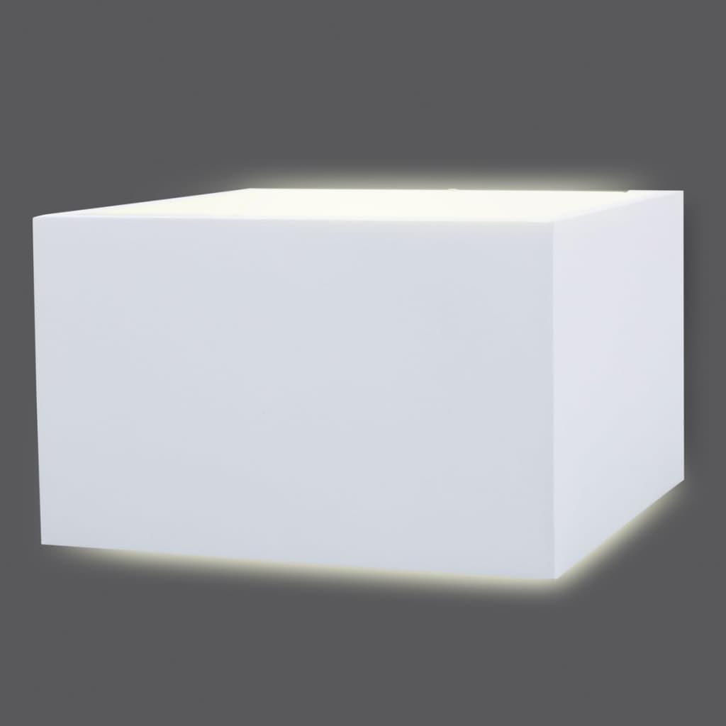 SMARTWARES Fehér 9 W-os Fenti és lenti LED fali lámpa GWI-002-HW