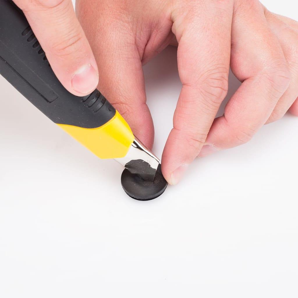 smartwares lampe murale led haut et bas 6 w gris gwl 176. Black Bedroom Furniture Sets. Home Design Ideas