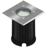 SMARTWARES LED In-ground Spotlight 3 W Black 5000.459