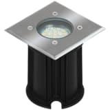 SMARTWARES LED-grondspotlight 3 W zwart 5000.459