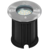 SMARTWARES LED Bodeneinbaustrahler 3 W Schwarz 5000.461