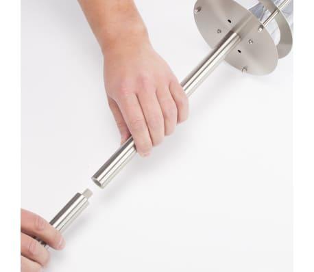 smartwares solar wegeleuchte mit bewegungsmelder silber gws 179 ms im vidaxl trendshop. Black Bedroom Furniture Sets. Home Design Ideas