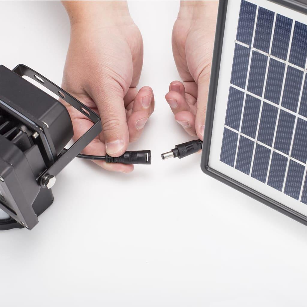 acheter smartwares projecteur solaire avec capteur pir. Black Bedroom Furniture Sets. Home Design Ideas